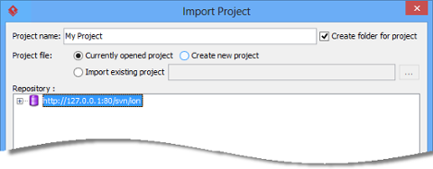 Project sources