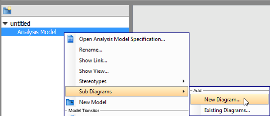 How To Organize Diagrams With Models