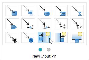 Create input pin