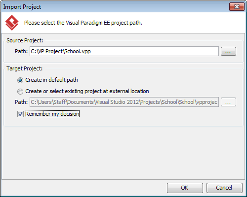 How to Create a UML Project in Visual Studio?