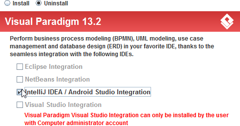 How to Integrate Visual Paradigm with IntelliJ IDEA