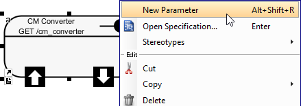 New parameter