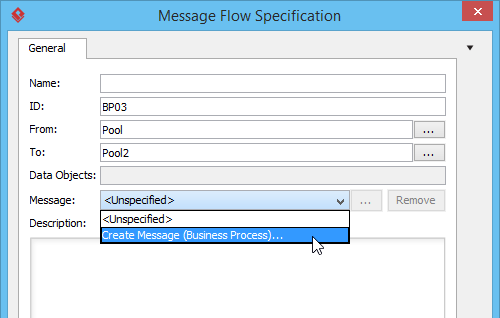 Drawing BPMN Sequence Flows and Message Flows