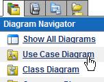 Diagram navigator
