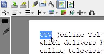 Highlight OTV