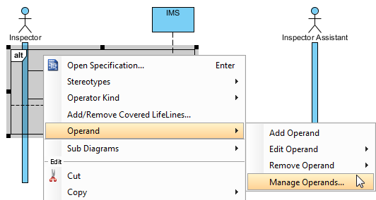 How to draw sequence diagram manage operands ccuart Images