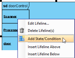 Add state/condition